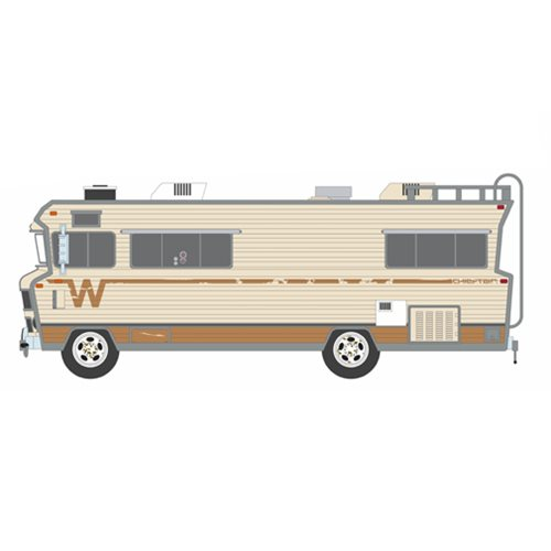 The Walking Dead Dale's 1973 Winnebago Chieftain 1:64 Scale Die-Cast Metal Vehicle