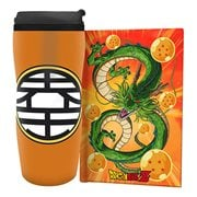 Dragon Ball Z Tumbler and Journal Travel Gift Set