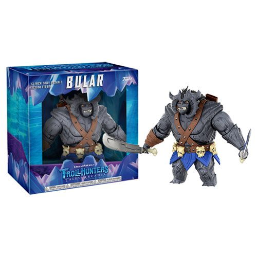 Trollhunters Bular Deluxe 12-Inch Action Figure