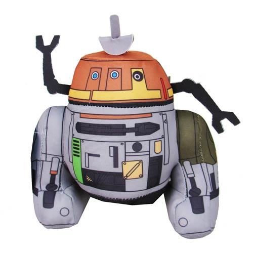 Star Wars Rebels Chopper 7 1/2-Inch Plush