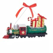 Lionel Train 7-Inch Blow Mold Ornament
