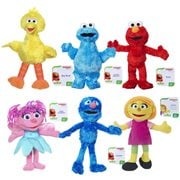 Sesame Street Playskool Friends Mini Plush Wave 3 Case