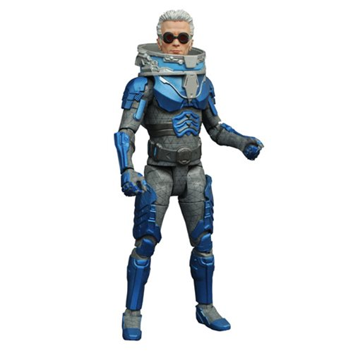 Batman Gotham Select Series 4 Mr. Freeze Action Figure
