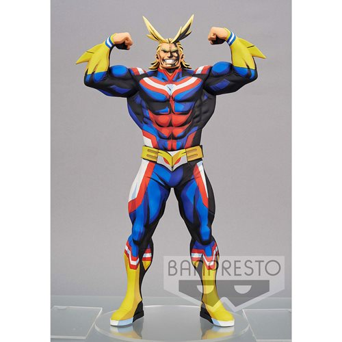 My Hero Academia All Might Grandista Manga Dimensions