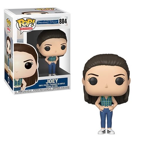 Dawsons Creek Joey Potter Pop! Vinyl Figure, Not Mint