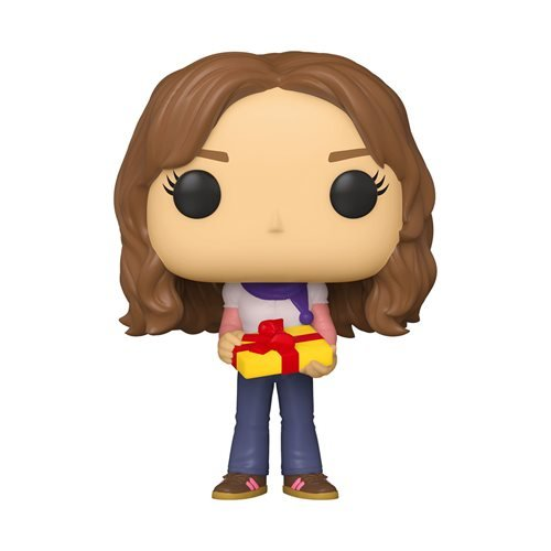 Harry Potter Holiday Hermione Pop! Vinyl Figure