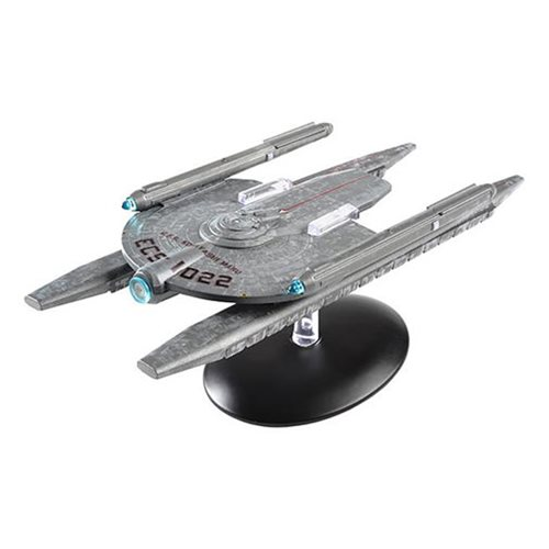 Star Trek Starships Special Kobayashi Maru Die-Cast Metal  Vehicle with Collector Magazine #25