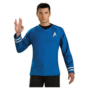 Star Trek Movie Uniform Grand Heritage Blue Shirt