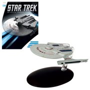 Star Trek Starships U.S.S. Lantree Die-Cast Metal Vehicle with Collector Magazine #138