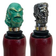 Universal Monsters The Creature and Frankenstein Bottle Stopper Box Set - San Diego Comic-Con 2019 Exclusive