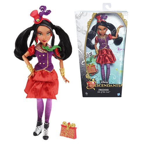 Disney Descendants Villain Freddie Signature Doll