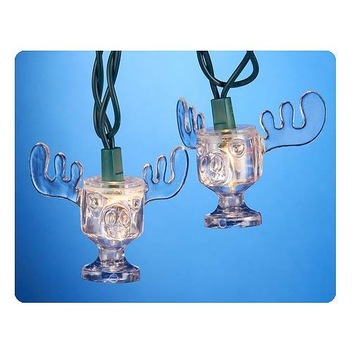 national lampoons christmas vacation moose mug christmas lights - Christmas Vacation Moose Glasses