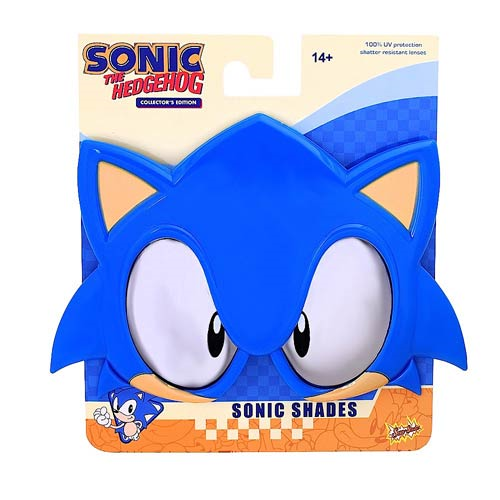 Sonic the Hedgehog Sun-Staches