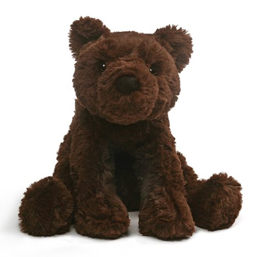Cozys Bear Chocolate Small Plush