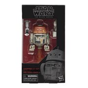 Star Wars The Black Series Chopper 6-Inch Action Figure