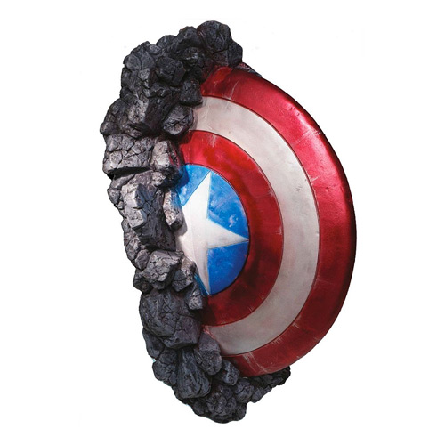 Captain America Shield Wall Breaker