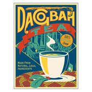 Star Wars Dagobah Tea by Steve Thomas Silk Screen Art Print