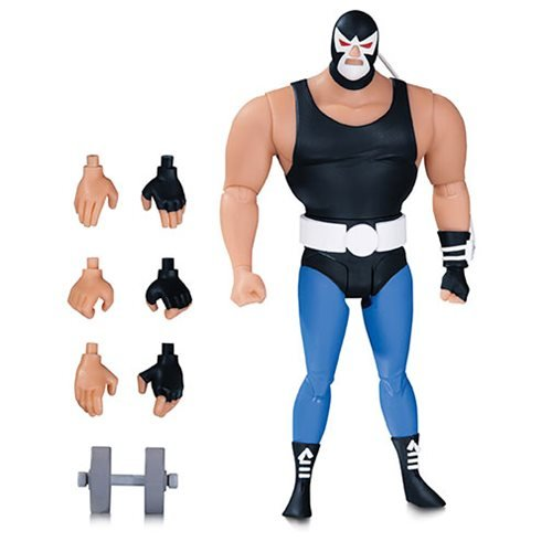 Картинки по запросу Batman The Animated Series Figures - Bane