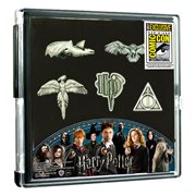 Harry Potter Pewter Pin 5-Pack - San Diego Comic-Con 2017 Exclusive