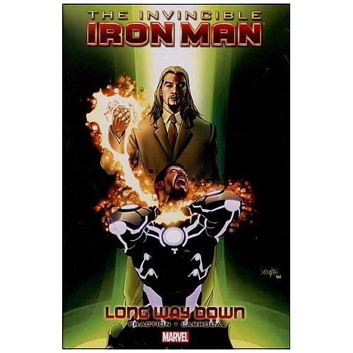 Invincible Iron Man Premiere Hardcover Graphic Novel
