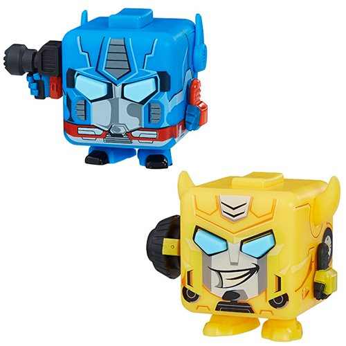Transformers Fidget Its Character Cubes Wave 1 Set