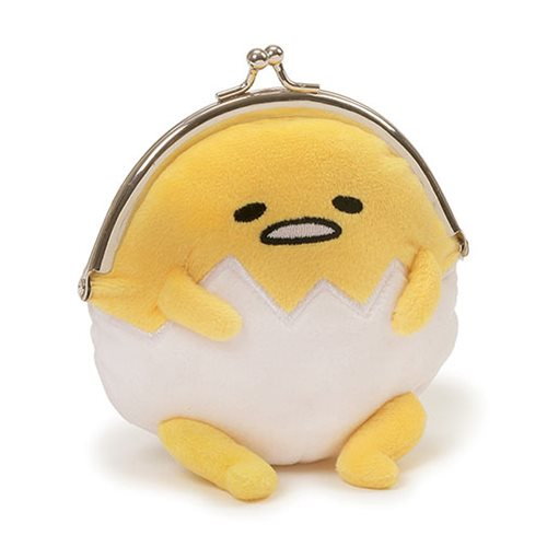 Gudetama 5-Inch Coin Purse
