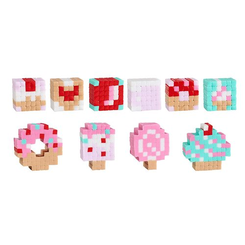 Pretty Pixels Eraser Maker Starter Pack Wave 2 Set
