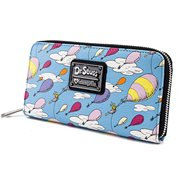 Dr. Seuss Oh, The Places You'll Go Print Zip-Around Wallet