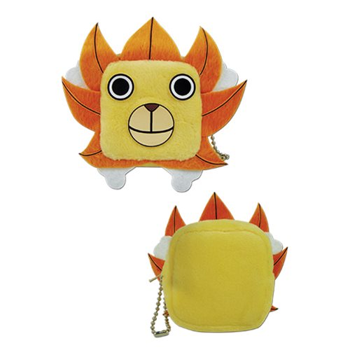 One Piece Sunny Cube Coin Purse