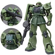 Mobile Suit Gundam: The Origin MS-06C Zaku II Type C Gundam Fix Figuration Metal Composite Action Figure