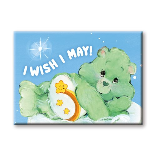 Care Bears Wish Bear Flat Magnet