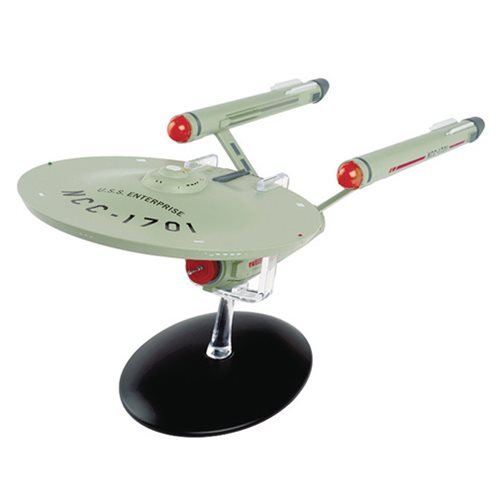 Star Trek Starships Mega U.S.S. Enterprise NCC-1701 Special #9