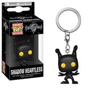 Kingdom Hearts 3 Shadow Heartless Pocket Pop! Key Chain