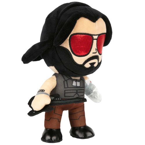 Cyberpunk 2077 M8Z Johnny Silverhand Plush