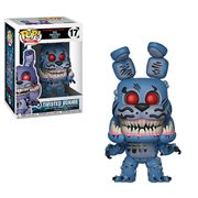 Five Nights at Freddys Twisted Ones Twisted Bonnie Pop! Vinyl Figure