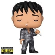 Elvis Presley 1968 Comeback Special Diamond Glitter Pop! Vinyl Figure - Entertainment Earth Exclusive, Not Mint