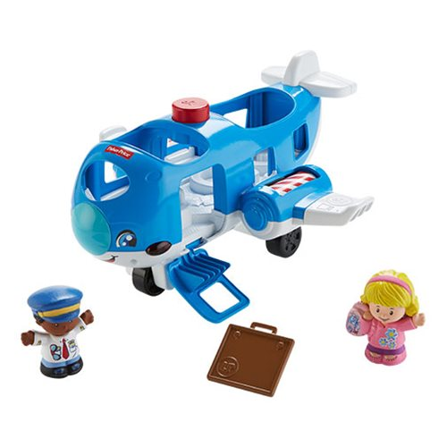 Little People Travel Together Airplane Vehicle