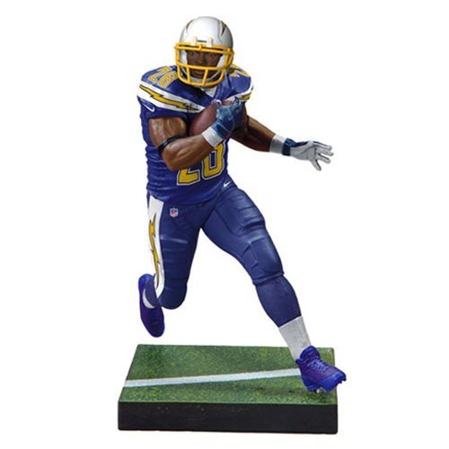 NFL Madden 18 Ultimate Team Series 1 Melvin Gordon Action Figure