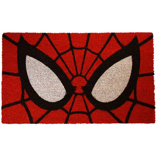 Spider-Man Eyes Coir Doormat