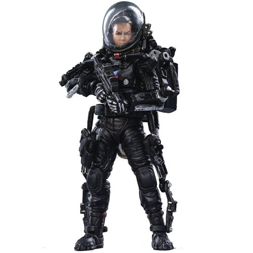 Joy Toy Wandering Earth Rescue Team Team Leader 1:18 Scale Action Figure