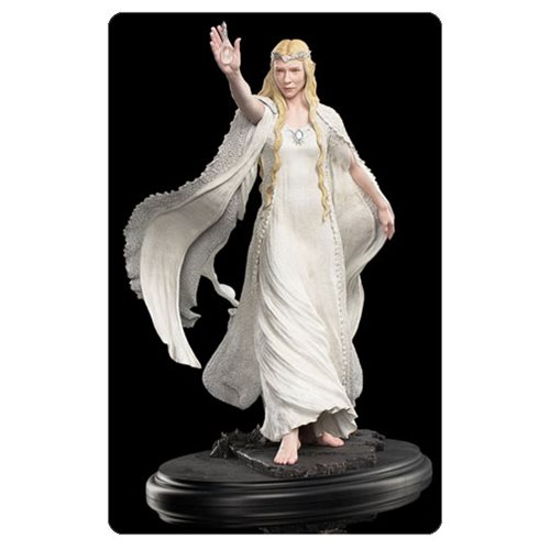 The Hobbit Lady Galadriel at Dol Guldor 1:6 Scale Statue