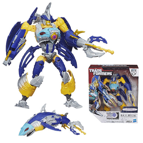 Transformers Generations Voyager Sky-Byte