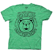 Ted Charles Brewkowski Green T-Shirt