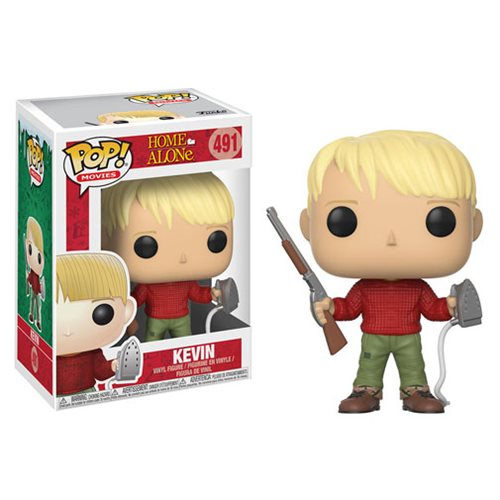 Home Alone Kevin Pop! Vinyl Figure #491