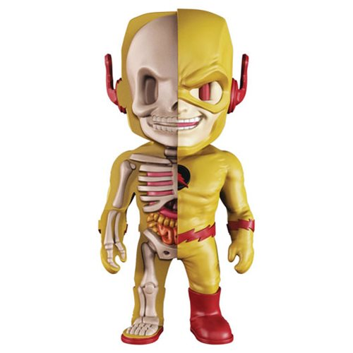 The Flash Reverse Flash XXRAY 4-Inch Vinyl Figure