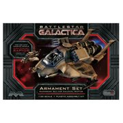 Battlestar Galactica Raptor Armament 1:32 Scale Model Kit
