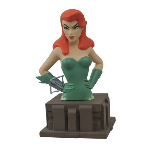 Batman Animated Series Poison Ivy Bust