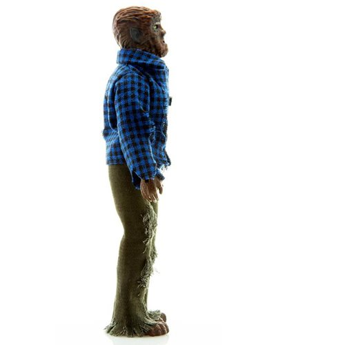 The Face of the Screaming Werewolf 8-Inch Action Figure