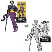 Batman Classic Comics The Joker FiGPiN Enamel Pin