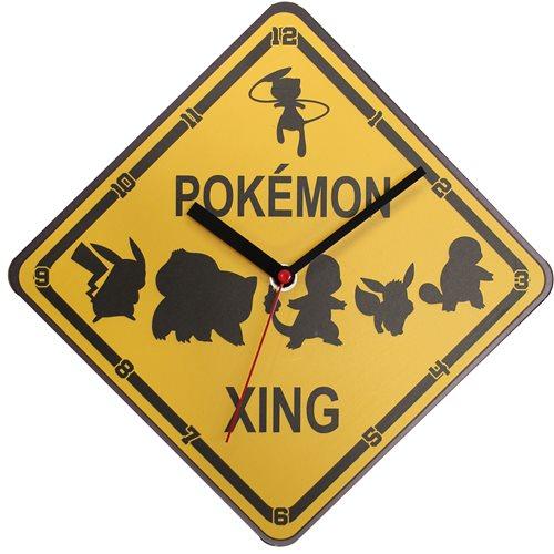 Pokemon Wall Clock